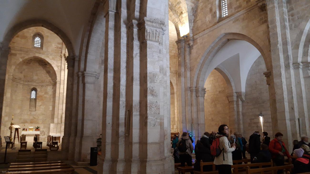Jerozolima. Kościół św. Anny